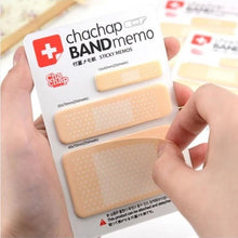 Load image into Gallery viewer, Novelty Band Aid Sticky Memo Pads