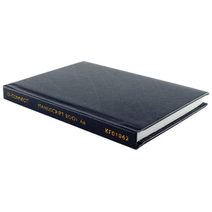 Q-Connect Feint Ruled Casebound Notebook 192 Pages A6