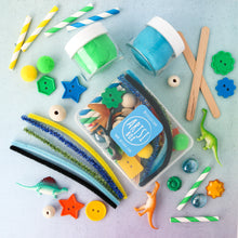 Load image into Gallery viewer, Dino Clay Play Sensory Kit
