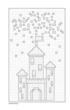 Load image into Gallery viewer, Pixel Gamer Pocket Coloring Book