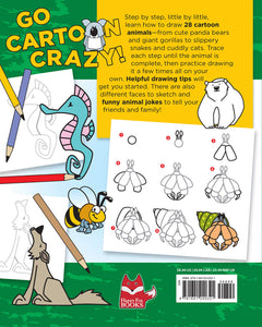A Kids' Guide to Drawing Cartoon Animals