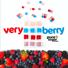 Load image into Gallery viewer, Pure Sugar- Very Berry Cubes