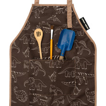Load image into Gallery viewer, Dinosaurs Apron/Smock