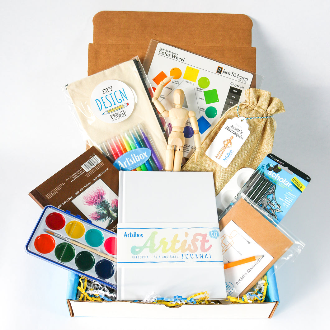 Deluxe Awesome Artist Box