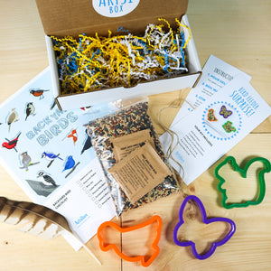 Bird Feeder SURPRISE Kit