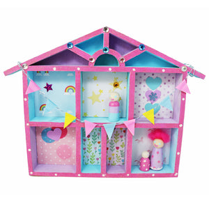 Mini Dollhouse Kit
