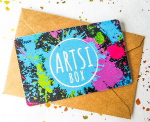 Artsibox Gift card