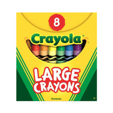 Load image into Gallery viewer, Crayola Large Crayons