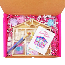 Load image into Gallery viewer, Mini Dollhouse Kit