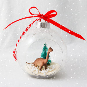 Tiny Winter World Ornaments