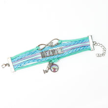 Load image into Gallery viewer, Mermaid Friendship Bracelet