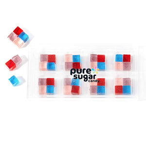 Pure Sugar- Very Berry Cubes
