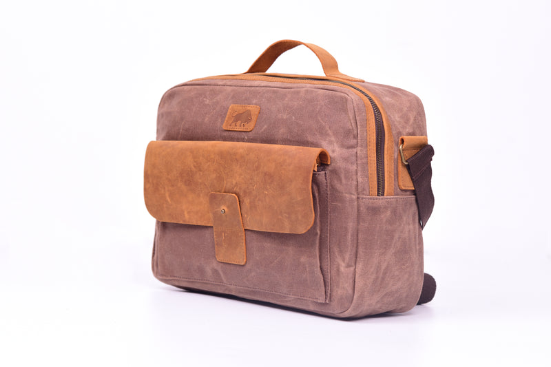 Montana Buffalo Heritage Laptop Bag