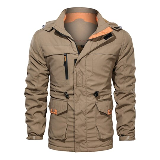 Montana Buffalo Trench Jacket