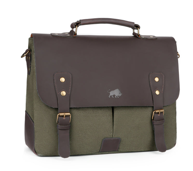 Montana Buffalo Bronco Laptop Bag