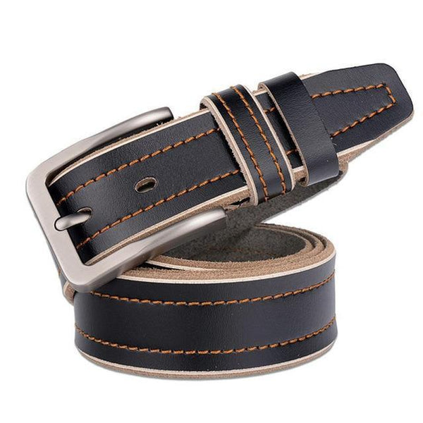 Montana Buffalo Lined Belt
