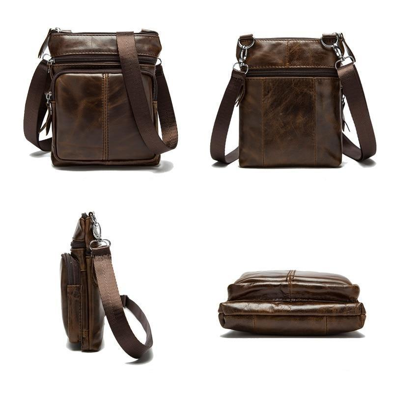 Montana Buffalo Messenger Bag