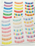 21 Tassel garland stickers (#35)