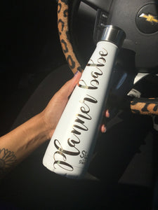 CUSTOM S'well Sip water bottle decal