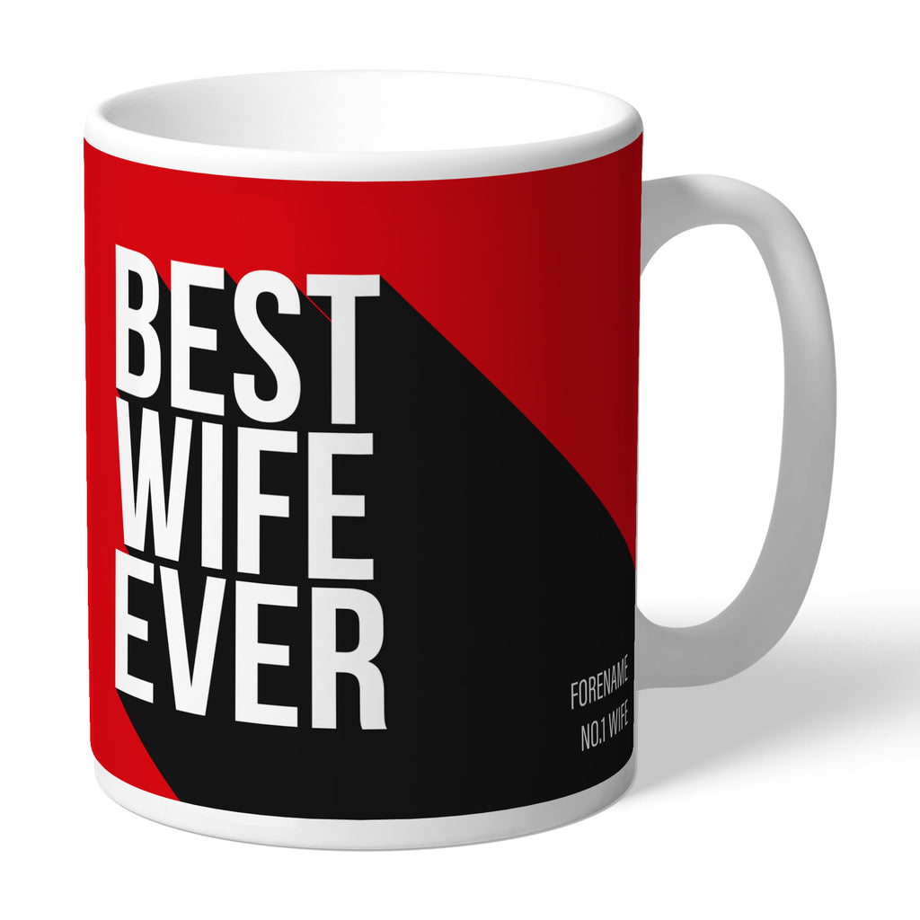 Manchester United FC Best 'Female' Ever Mug