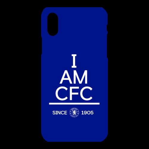 Chelsea FC I Am iPhone X Phone Case