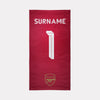 Arsenal FC Towel - Kit Design