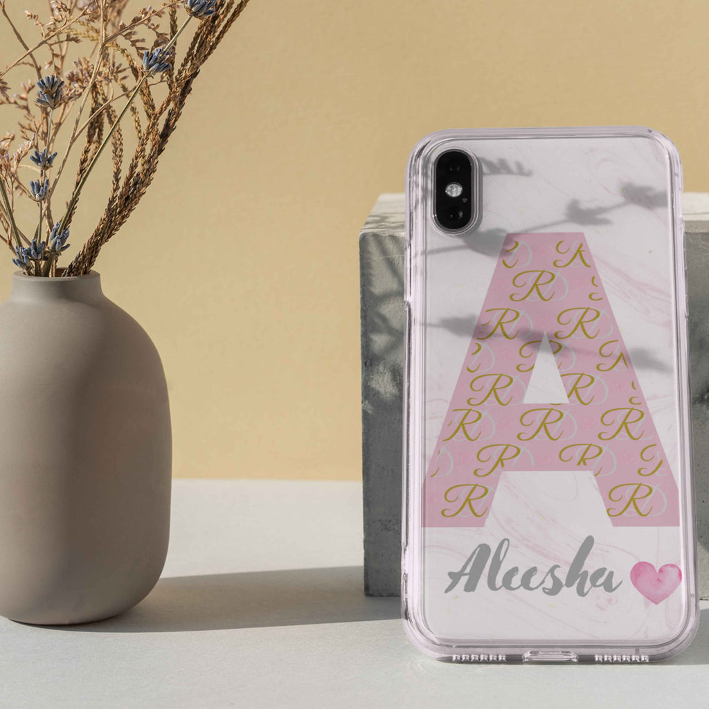 Personalised Phone Case and Face Mask Bundle