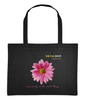 RoyalDrip Large Shopping Bag Tote - Daisies