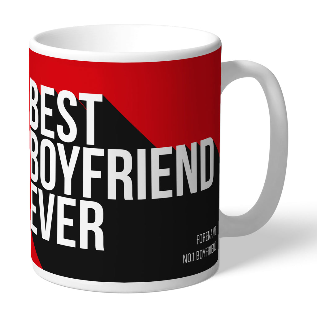 Manchester United FC Best Boyfriend Ever Mug