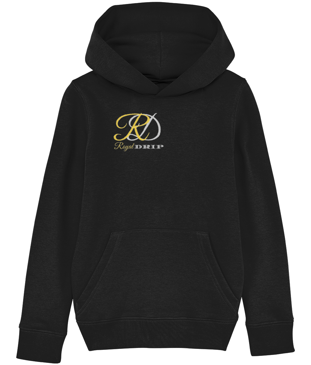 RoyalDrip Signature Kids Hoodie - Small Logo