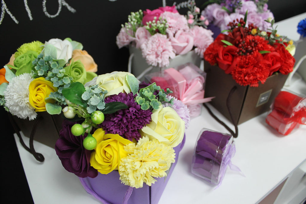 RoyalDrip Lifestyle - Soap Flower Bouquets
