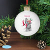 Personalised Me to You Christmas Decorations - 3 Designs