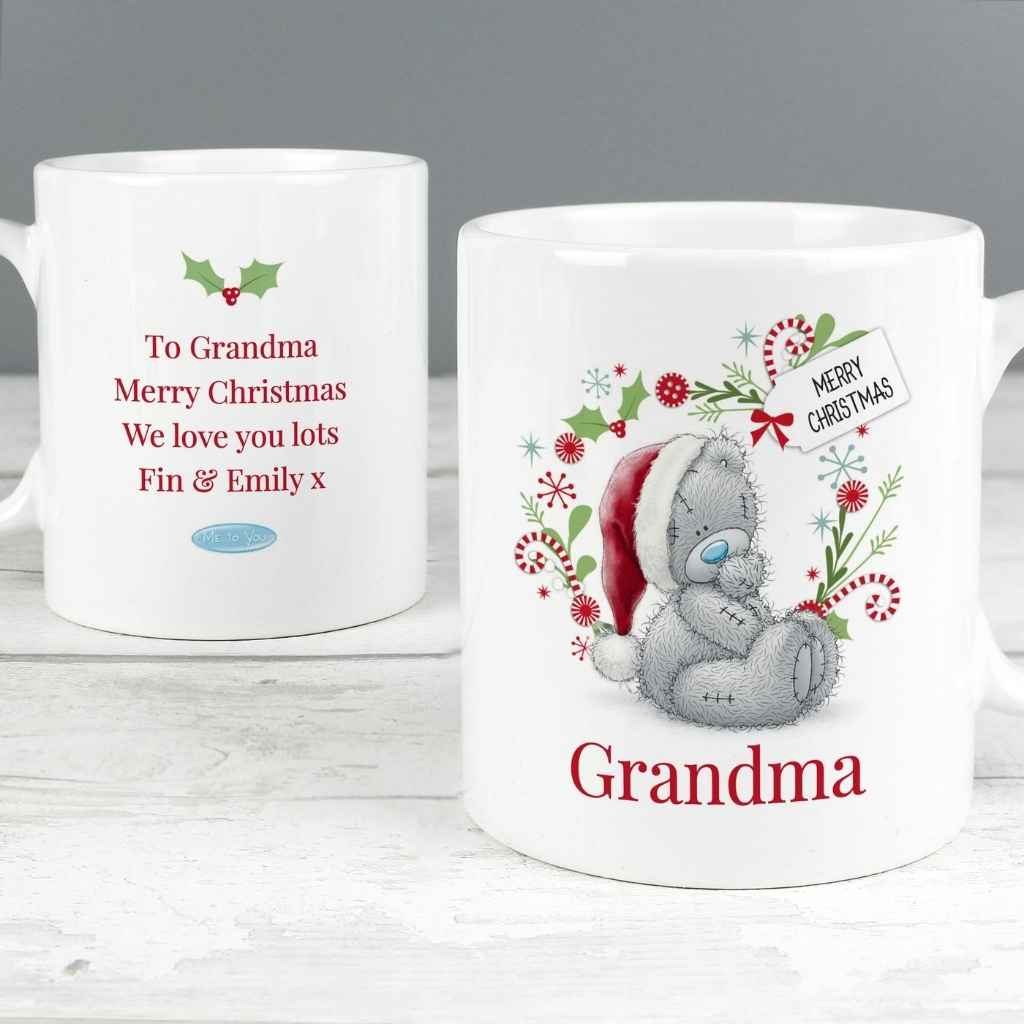 Me to You Christmas Mugs - 3 Designs