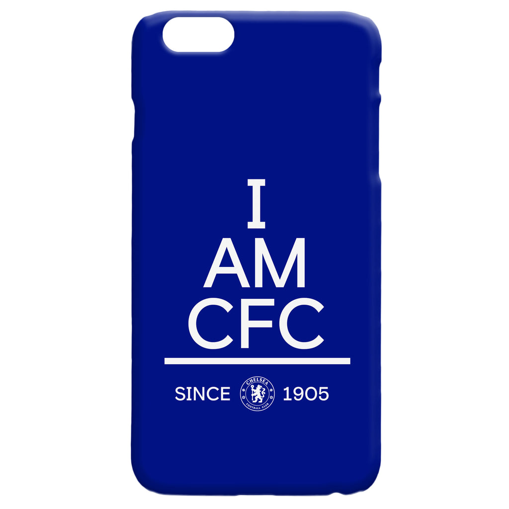 Chelsea FC I Am Phone Case
