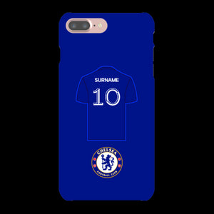Chelsea FC Shirt iPhone 8 Phone Case