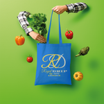 RoyalDrip Signature Shopper Tote Bag