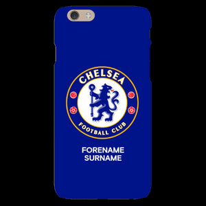 Chelsea FC Bold Crest iPhone 6/6S Phone Case