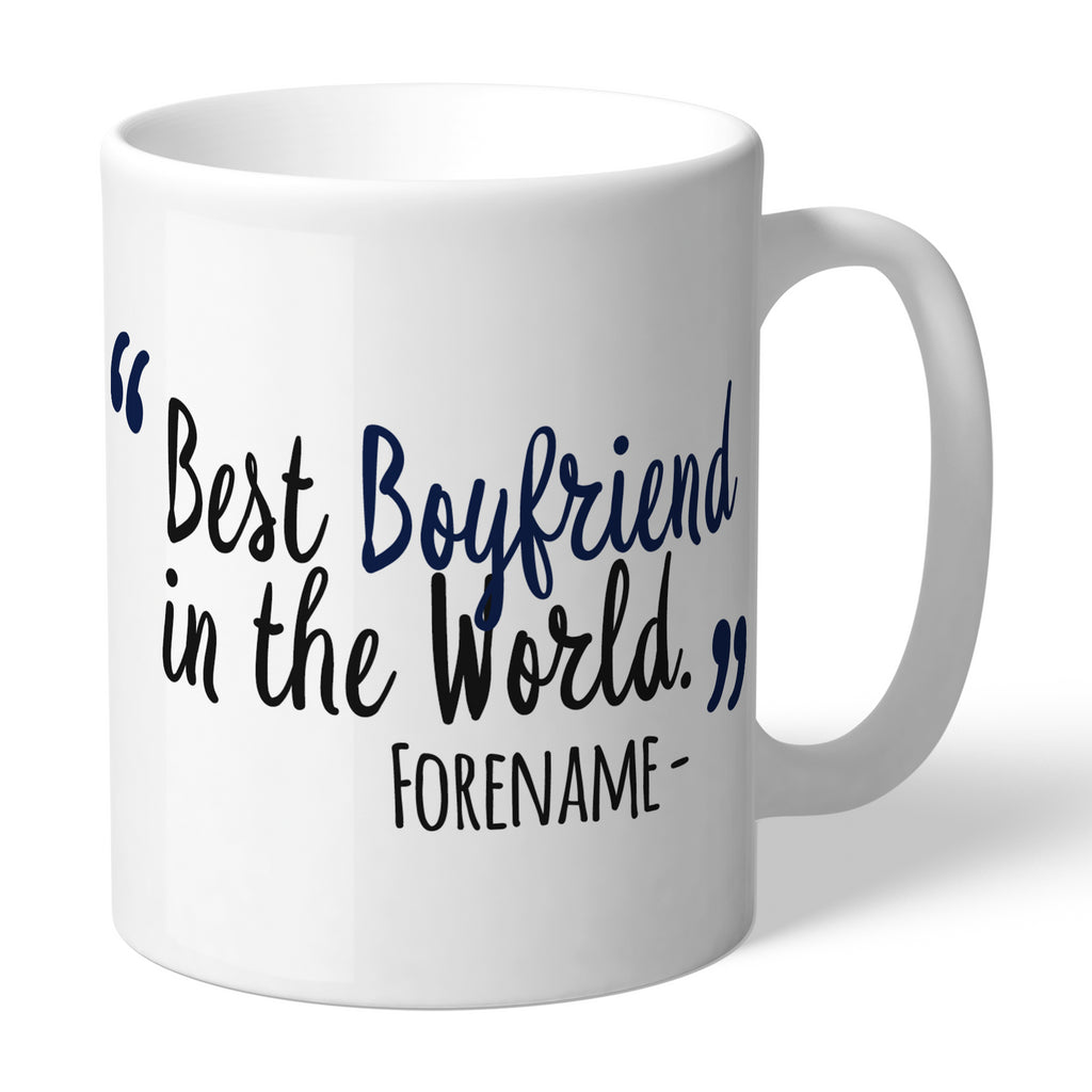 Tottenham Hotspur Best 'Male' In The World Mug