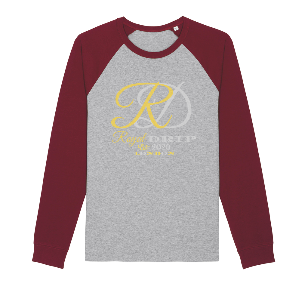 Signature Collection RoyalDrip Signature Organic Raglan Long