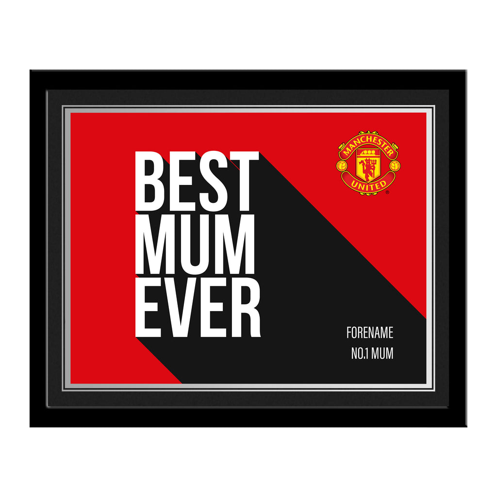 Best Mum Ever Photo Framed