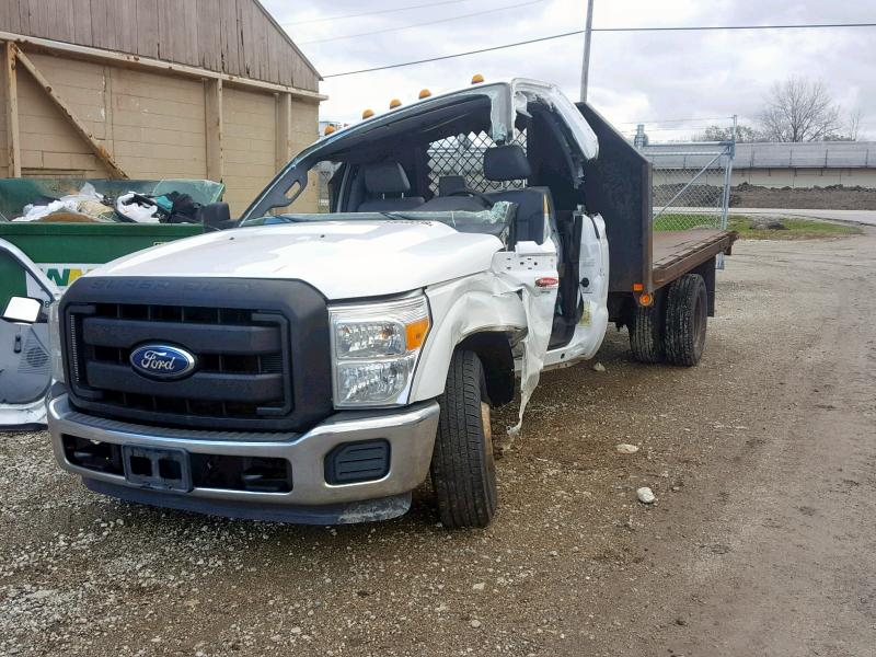 2011-2016 Ford Truck F250, 6.2L (VIN 6, 8th digit), gasoline