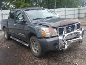 2007 Nissan Truck-Titan Transmission 4X2 Electric Locking Rear Differential, Column Shift With 50K Miles!