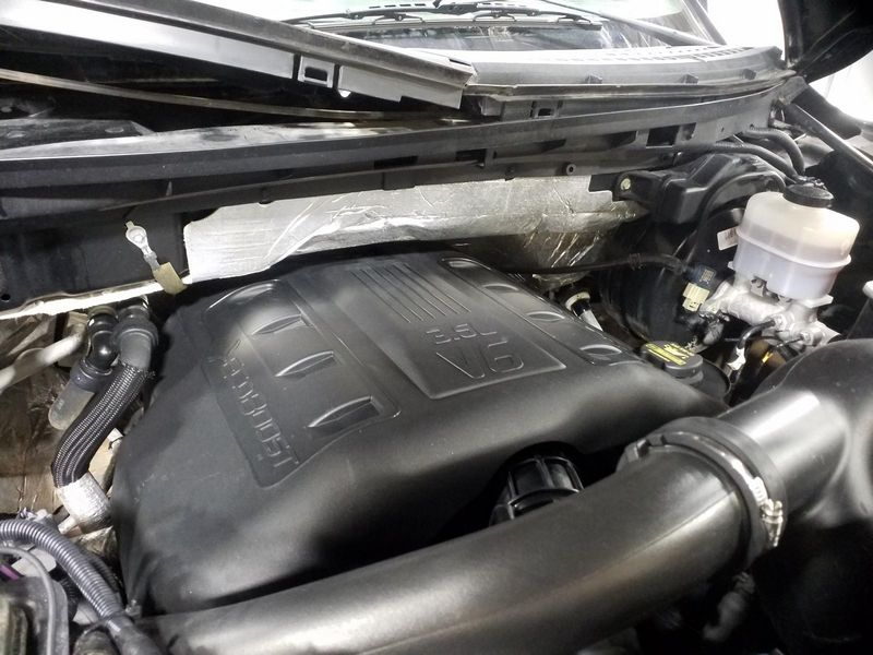 2013 Ford F-150 Used Gas Engine 3.5L (turbo), (VIN T, 8th digit) With 87K Miles