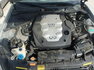 2005 Infiniti G35 Used Engine (3.5L, VIN C, 4th digit, VQ35DE), RWD, from 11/04, MT With 41K Miles