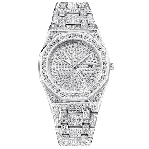 ICED OUT Luxury Watch