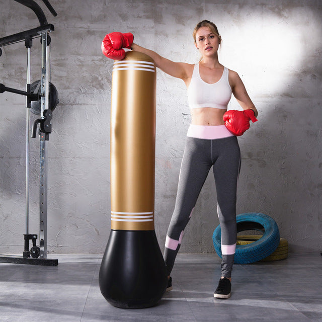 Inflatable Boxing Bag