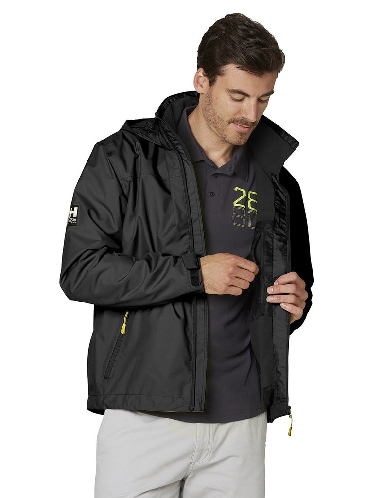 CREW HOODED MIDLAYER JACKET - Ocean Off Price