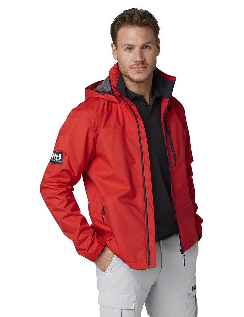 CREW HOODED JACKET - Ocean Off Price