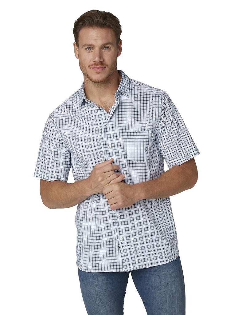 FJORD QD SS SHIRT - Ocean Off Price