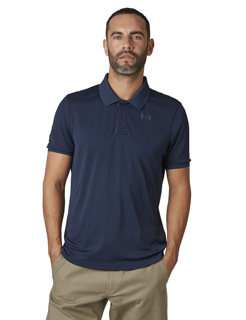 HH LIFA ACTIVE SOLEN SS POLO - Ocean Off Price